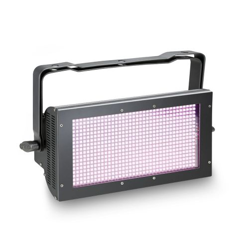CAMEO THUNDER WASH 600 RGB - 3 IN 1 STROBE, BLINDER UND WASH LIGHT 648 X 0,2 W RGB