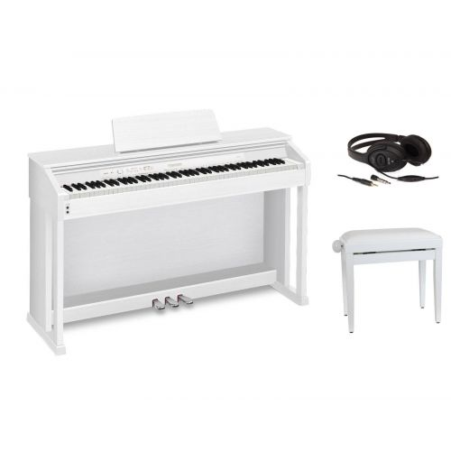 CASIO FULLPACK CELVIANO AP-460WH WEISS