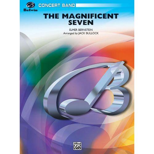 ALFRED PUBLISHING BERNSTEIN ELMER - MAGNIFICENT SEVEN - SYMPHONIC WIND BAND