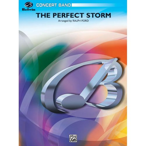 ALFRED PUBLISHING FORD RALPH - PERFECT STORM - SYMPHONIC WIND BAND