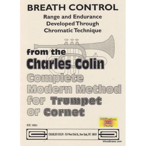 CHARLES COLIN MUSIC COLIN CHARLES - BREATH CONTROL - TROMPETTE