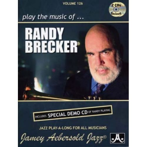 AEBERSOLD AEBERSOLD N°126 - RANDY BRECKER + CD