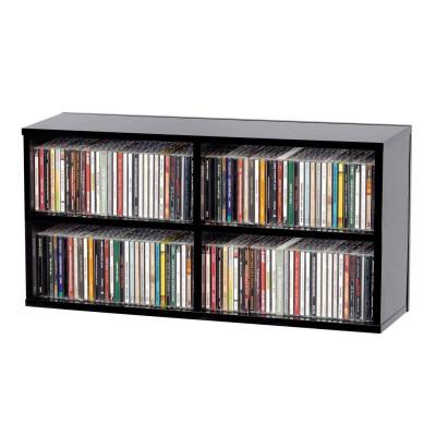 GLORIOUS DJ CD BOX 180 BLACK