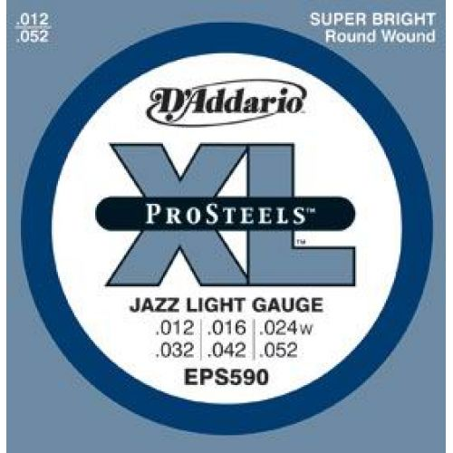 D'ADDARIO AND CO PROSTEEL EPS590 12 16 24 32 42 52