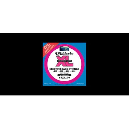 D'ADDARIO AND CO EXL170 45 65 80 100