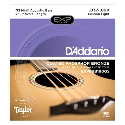 D'ADDARIO AND CO TAYLOR GS-MINI BASS EXP PBB190GS 37-90