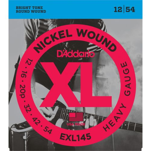 D'ADDARIO AND CO EXL145 12-54 HEAVY