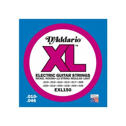 D'ADDARIO AND CO EXL150