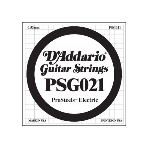 D'ADDARIO AND CO PSG021