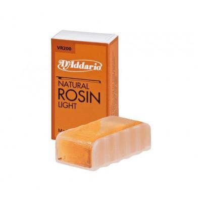 D'ADDARIO AND CO NATURAL ROSIN