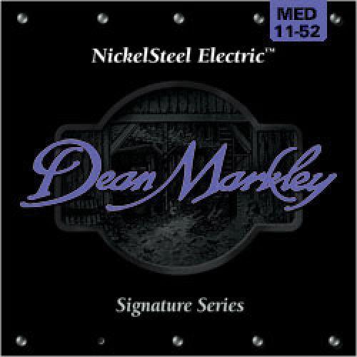 DEAN MARKLEY 2505B SIGNATURE NICKEL STEEL MEDIUM 11 52