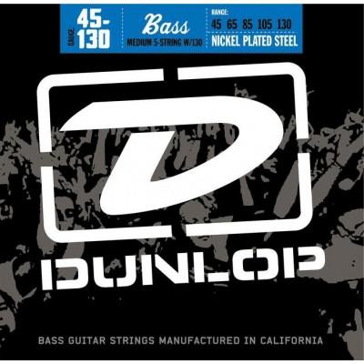 DUNLOP 5 CORDES MEDIUM 45 130
