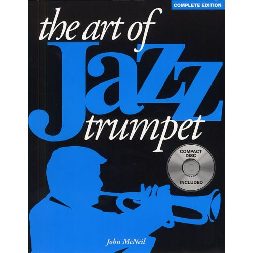 MUSIC SALES ART OF JAZZ TRUMPET COMPLETE EDITION + CD