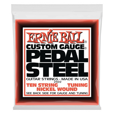 ERNIE BALL PEDAL STEEL GUITAR E9