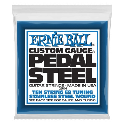 ERNIE BALL PEDAL STEEL 10 STRINGS 13-38 2504