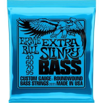 ERNIE BALL EXTRA SLINKY BASS 40-95 2835