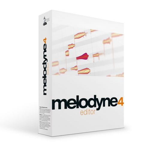 CELEMONY MELODYNE 4 EDITOR UPDATE FROM MELODYNE EDITOR VERSION 1, 2, 3 TOWARD MELODYNE EDITOR 4