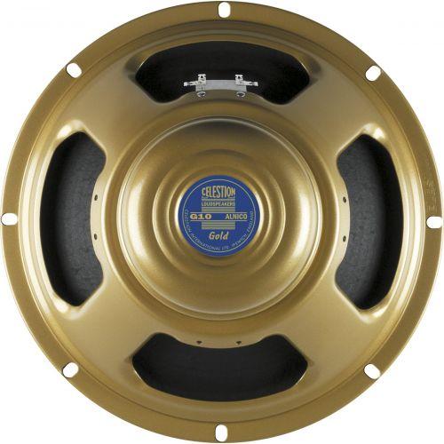 CELESTION ALNICO G10 GOLD 8 OHMS