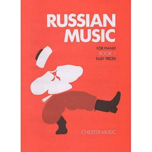 CHESTER MUSIC RUSSIAN MUSIC FOR PIANO BOOK 1