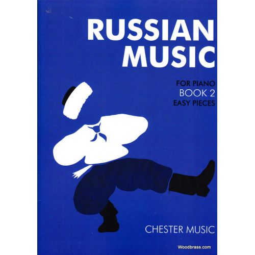 CHESTER MUSIC RUSSIAN MUSIC FOR PIANO BOOK 2