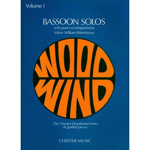 CHESTER MUSIC BASSOON SOLOS VOLUME 1 - BASSOON