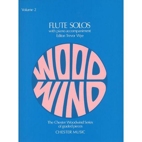 CHESTER MUSIC FLUTE SOLOS VOLUME 2 - FLUTE