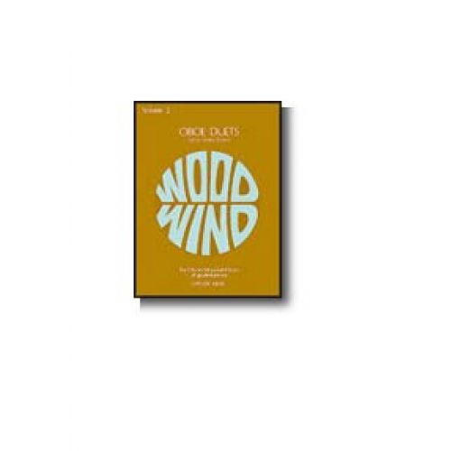 CHESTER MUSIC OBOE DUETS VOLUME 2 - WIND ENSEMBLE