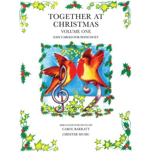 CHESTER MUSIC BARRATT TOGETHER AT CHRISTMAS BOOK 1 - PIANO DUET