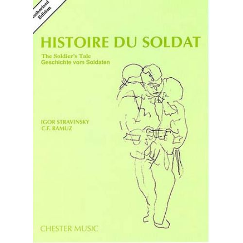 CHESTER MUSIC STRAVINSKY I. - HISTOIRE DU SOLDAT - CONDUCTEUR