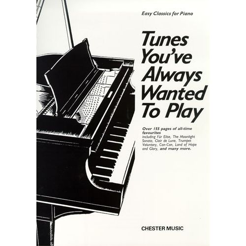 CHESTER MUSIC BARRATT CAROL - TUNES YOU'VE ALWAYS WANTED TO PLAY - PIANO SOLO