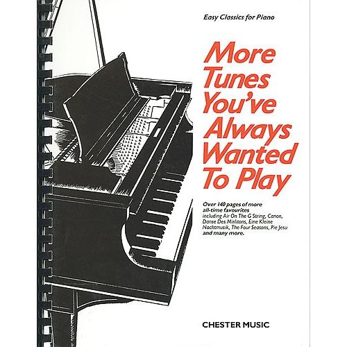 CHESTER MUSIC BARRATT CAROL - MORE TUNES YOU'VE ALWAYS WANTED TO PLAY - PIANO SOLO