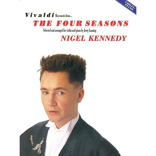 CHESTER MUSIC KENNEDY NIGEL - VIVALDI - MOVEMENTS FROM...THE FOUR SEASONS - VIOLIN