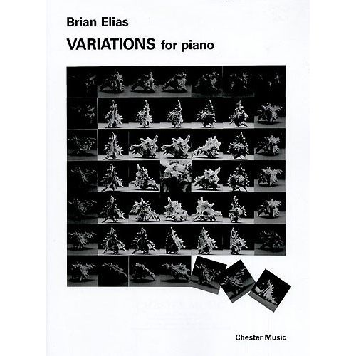 CHESTER MUSIC ELIAS BRIAN - VARIATIONS - FORTY NINE VARIATIONS UPON AN ORIGINAL THEME - PIANO SOLO
