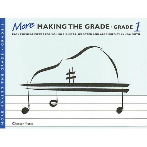 CHESTER MUSIC MORE MAKING THE GRADE - GRADE ONE - PIANO SOLO
