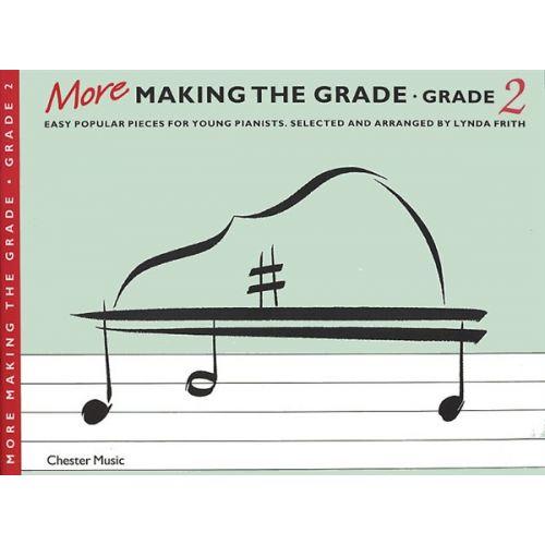 CHESTER MUSIC MORE MAKING THE GRADE GRADE TWO - PIANO SOLO
