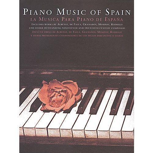 CHESTER MUSIC PIANO MUSIC OF SPAIN - PIANO SOLO