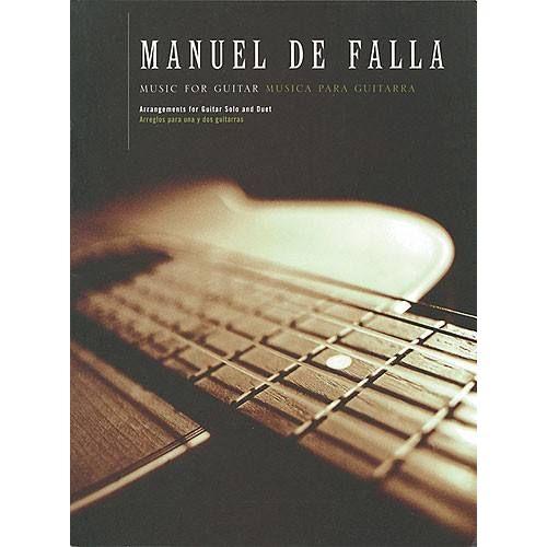 CHESTER MUSIC DE FALLA M. - MUSIC FOR GUITAR SOLO & DUET
