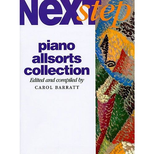 CHESTER MUSIC NEXT STEP PIANO COURSE ALLSORTS COLLECTION - PIANO SOLO