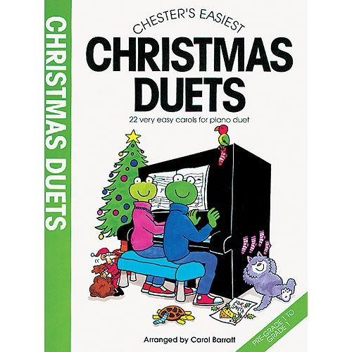 CHESTER MUSIC CHESTER'S EASIEST CHRISTMAS DUETS - PIANO DUET