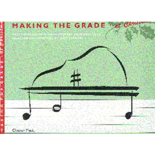 CHESTER MUSIC JERRY LANNING - MAKING THE GRADE AT CHRISTMAS - PIANO SOLO
