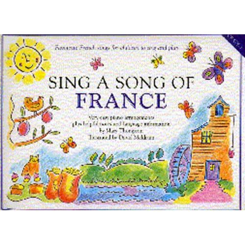 CHESTER MUSIC SING A SONG OF FRANCE - PVG