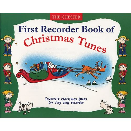 CHESTER MUSIC FIRST RECORDER BOOK OF CHRISTMAS TUNES - RECORDER
