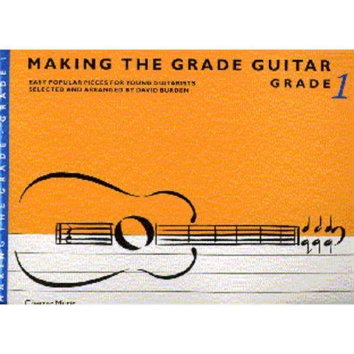 CHESTER MUSIC MAKING THE GRADE GRADE ONE - GUITAR