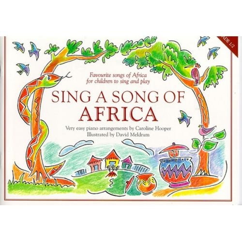 CHESTER MUSIC SING A SONG OF AFRICA VCE - WORLD