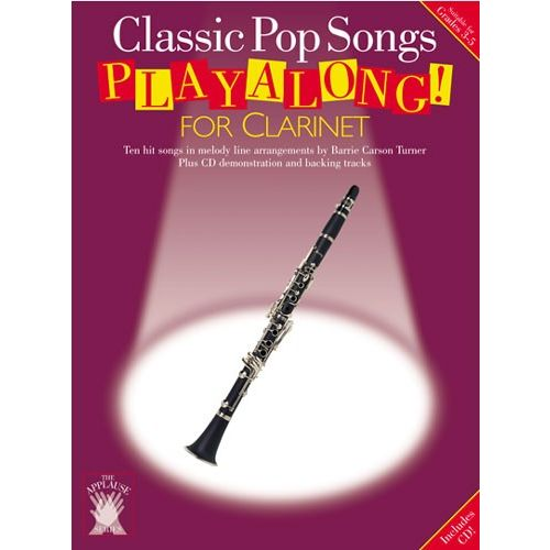 CHESTER MUSIC CLASSIC POP SONGS - CLARINET
