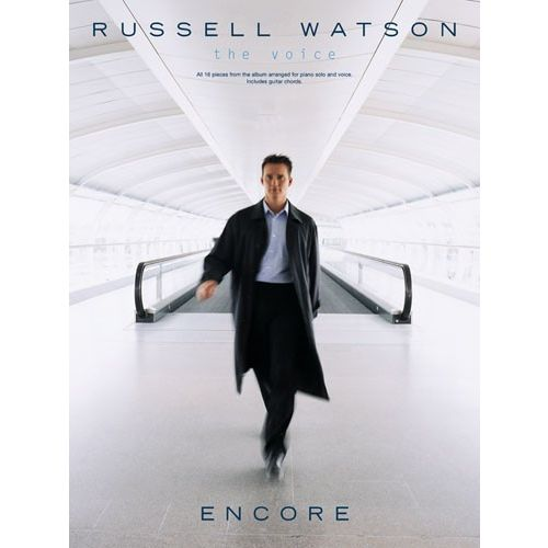 CHESTER MUSIC RUSSELL WATSON - ENCORE - PVG
