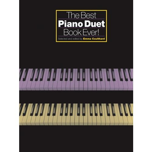 CHESTER MUSIC COULTARD EMMA - BEST PIANO DUET BOOK EVER! - PIANO DUET