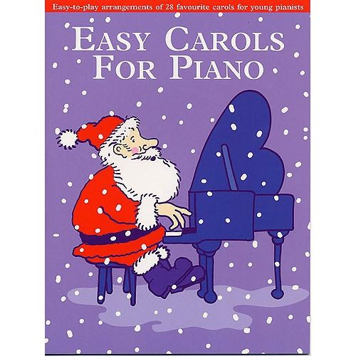 CHESTER MUSIC EASY CAROLS- PIANO SOLO
