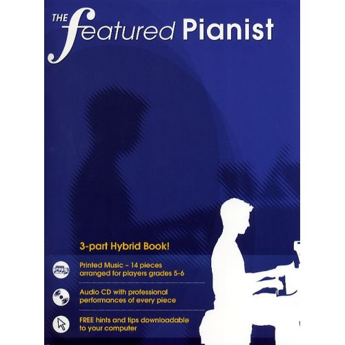 CHESTER MUSIC THE FEATURED PIANIST - PIANO SOLO