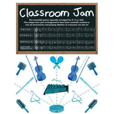 CHESTER MUSIC CLASSROOM JAM - ALL INSTRUMENTS
